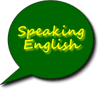 speaking english