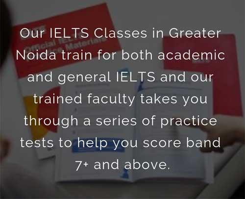 IELTS Classes in Greater Noida