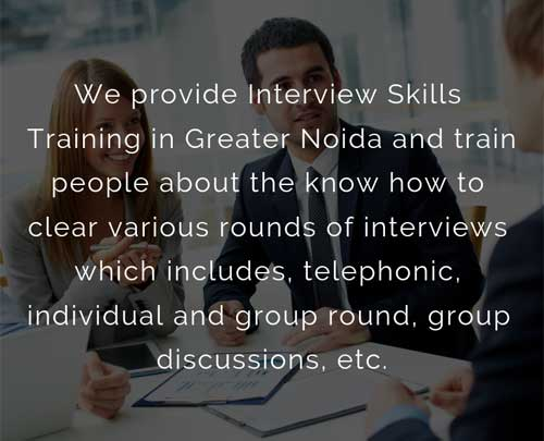 Interview Skills Training in Greater Noida